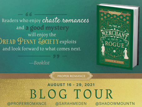 The Merchant and the Rogue Review and Blog Tour