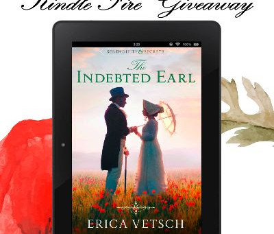 The Indebted Earl - Blog Tour and Giveaway