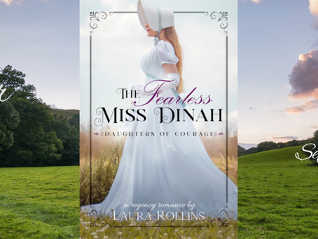 The Fearless Miss Dinah Takeover Tour - Giveaway Link