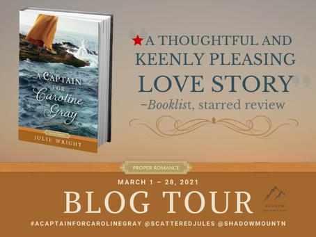 A Captain for Caroline Gray - Blog Tou