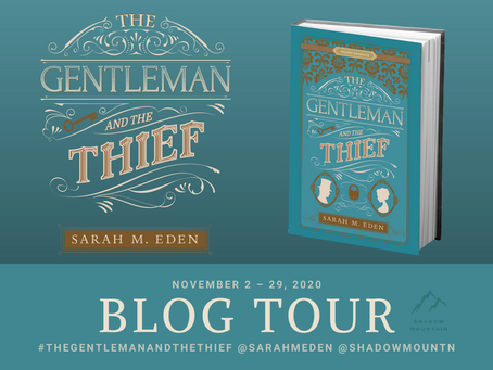 The Gentleman and the Thief blog tour