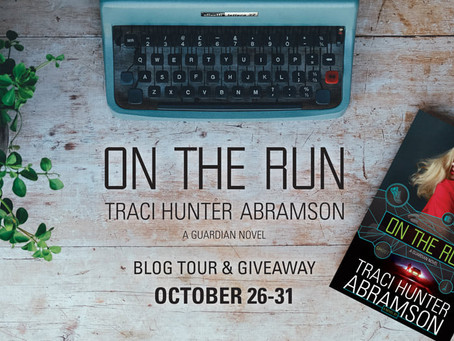 On the Run (Guardian Series #4) - Blog Tour and Giveaway