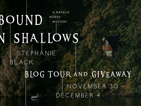 Bound in Shallows Blog Tour and Giveaway