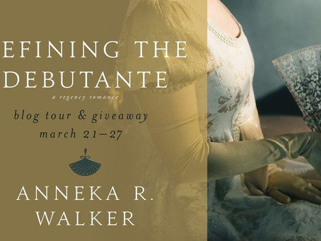 Refining the Debutante Blog Tour and Giveaway