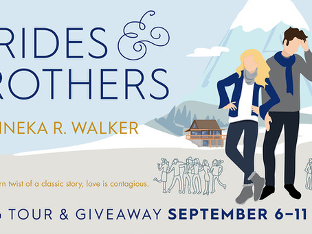 Brides and Brothers - Review, Blog Tour, and Giveaway