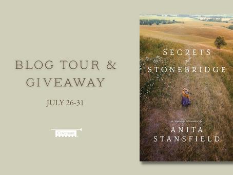 Secrets of Stonebridge - Blog Tour and Giveaway