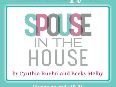 Spouse in the House - Blog Tour and Giveaway