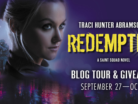 Redemption - Review, Giveaway, Blog Tour