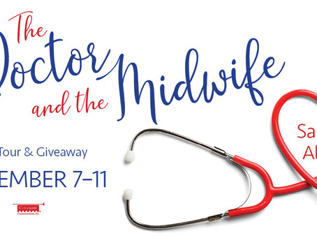 The Doctor and the Midwife - Blog Tour and Giveaway!