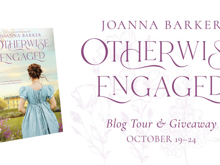 Otherwise Engaged Blog Tour and Giveaway