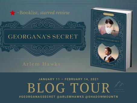 Georgana's Secret - Blog Tour