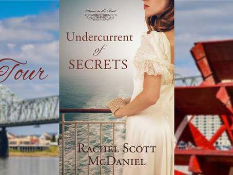 Undercurrent of Secrets - Review and Giveaway