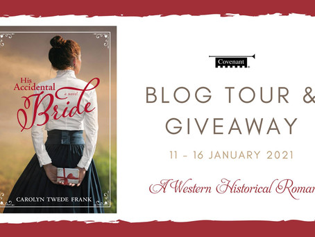 His Accidental Bride Blog Tour & Giveaway with a bonus Giveaway