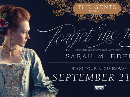 Forget Me Not - Blog Tour and Giveaway!