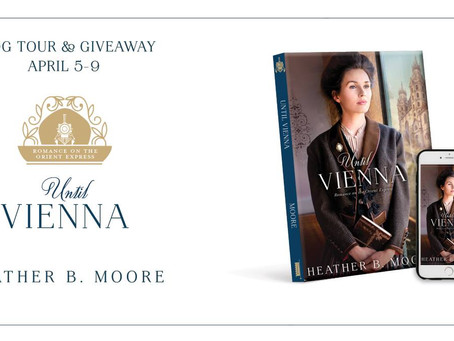 Until Vienna Blog Tour and Giveaway