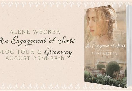 An Engagement of Sorts - Review, Blog Tour, and Giveaway