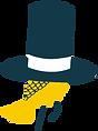 Dove in Hat