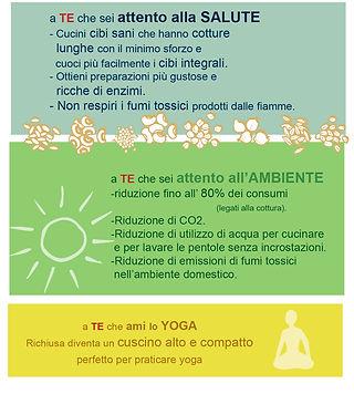salute ambiente yoga