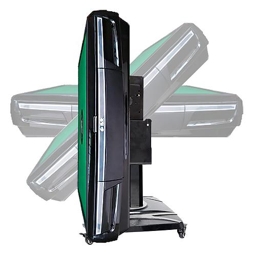 S200神秘黑 折叠款 | S200 Pure Black Frame Foldable