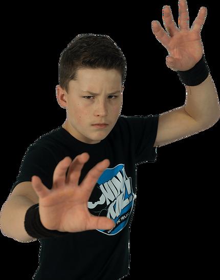 Ninja Orlando Ninja Kidz and Karate type gymnastics classes