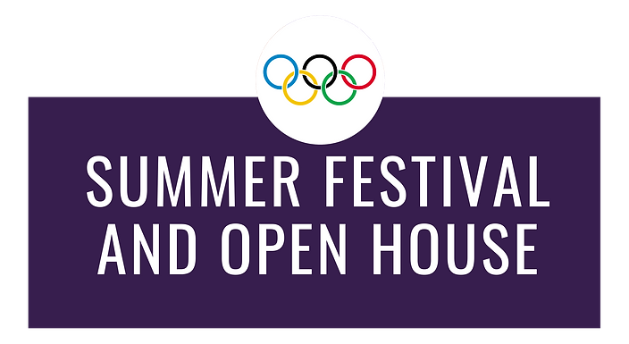 Summer Festival and Open House Poster(1)