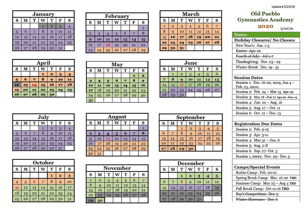 2020 OPGA Calendar Updated June_page-000