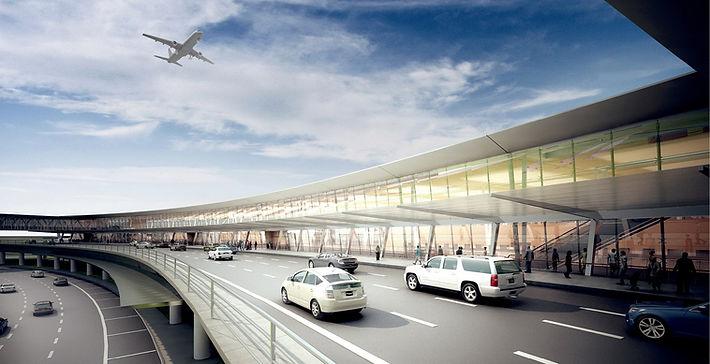 Bradley International Airport New Termin