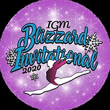 Gym Blizzard meet, blizzard gymnastics competition, gymnastics competition