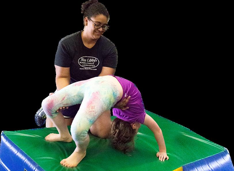 miss libbys gymnastics classes