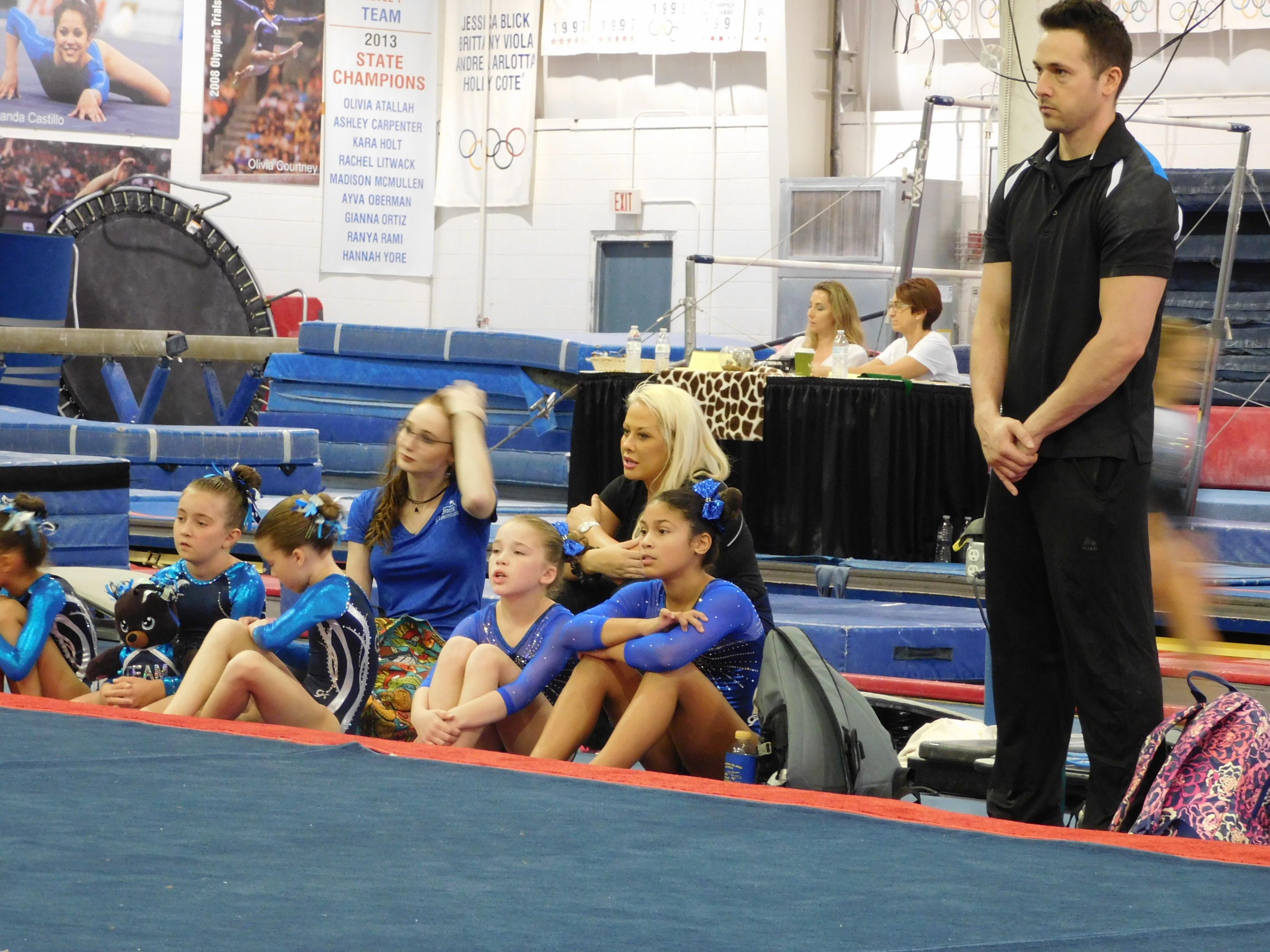 gymnastic meet