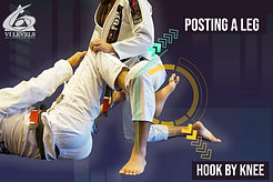 Posting a Leg and Hook by Knee - Holds -