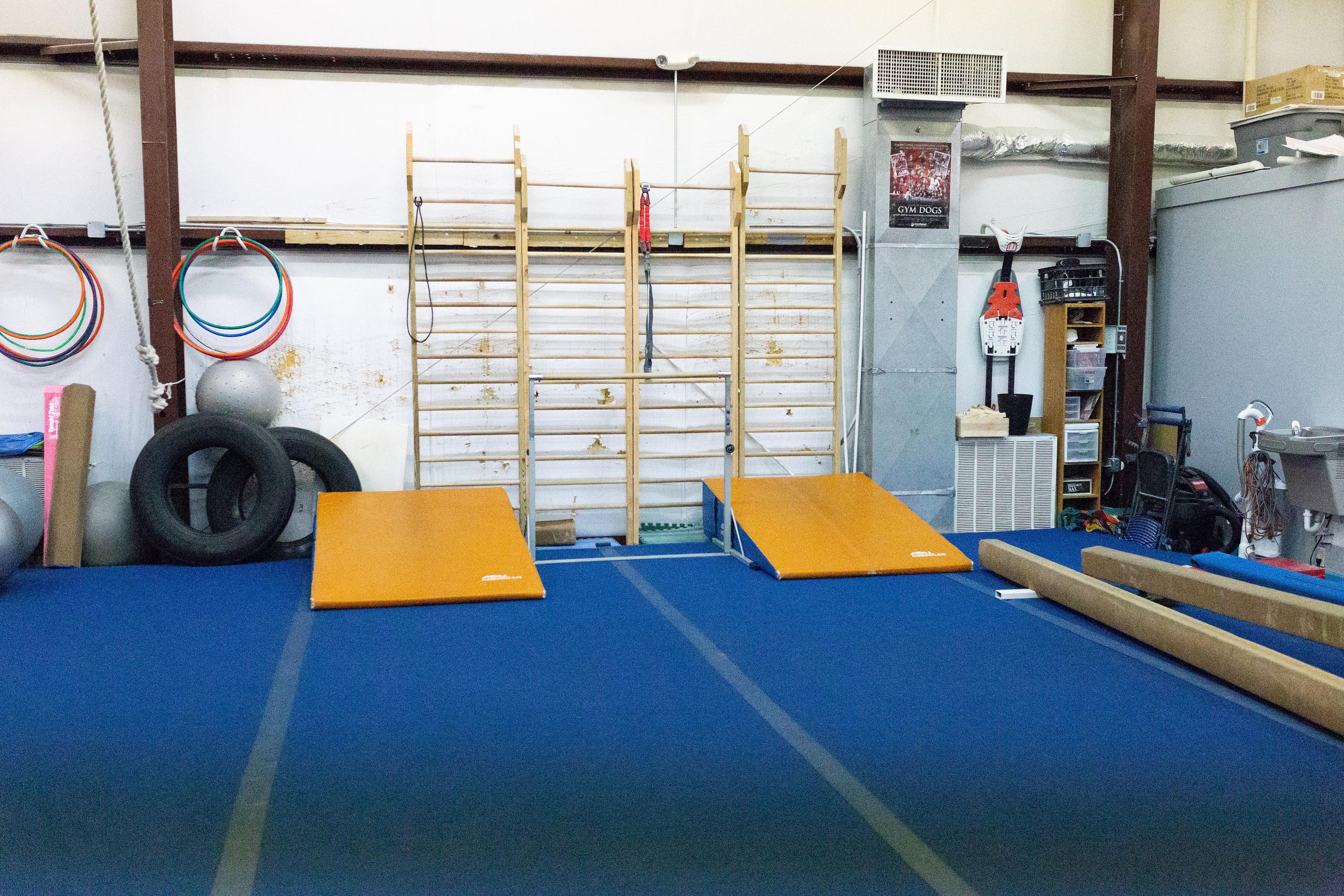Gym Center Inside