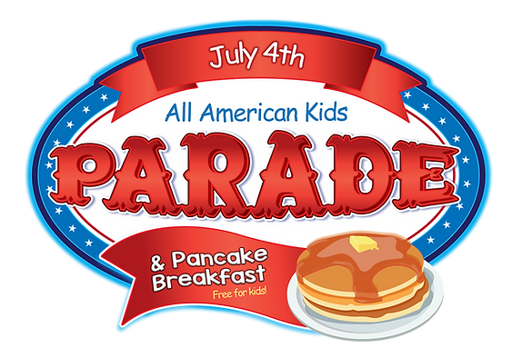 Parade and Pancake Breakfast LOGO-FOR WE