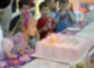 birthday parties, gymnastics birtdhay parties,