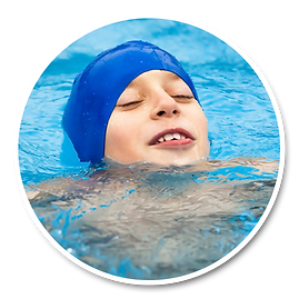 Kid swimming Floating Water Waves Swim lessons Swimming Class At home swimming lessons
