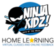 NINJA KIDZ HOME LEARING POGRAM ONLINE NINJA CLASSES