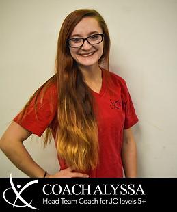 Coach Alyssa from Gym America