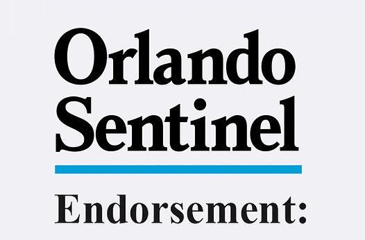Orlando Sentinel Endorsment of Colin Sharman for Winter Garden Commissioner Election 2021