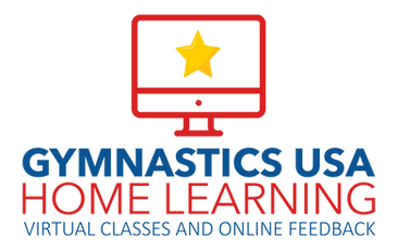 GYMNASTICS HOME LEARNING VIRTUAL CLASSES ANDONLINE FEEDBACK