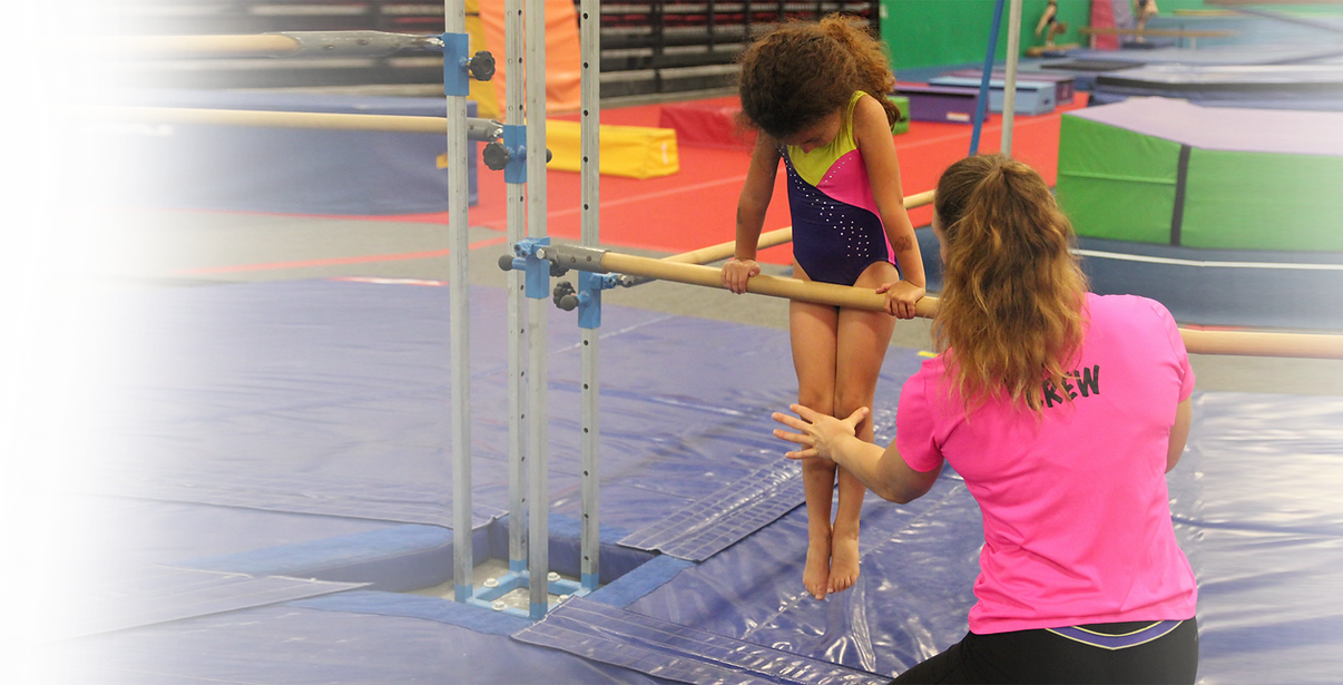 RSA - Girls gymnastics image