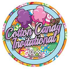 COTTON CANDY meet, cotton candy gymnastics meet, cotton candy gymnastics competition