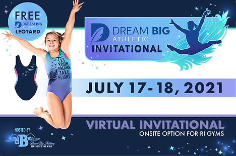 Dream Big Athletic invitational for webs