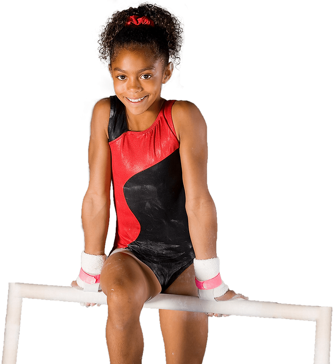 girls gymnastics, girl on gymnastics bar, girl in gymnastics leo, girl smiling, girls gymnastics exercise, girl