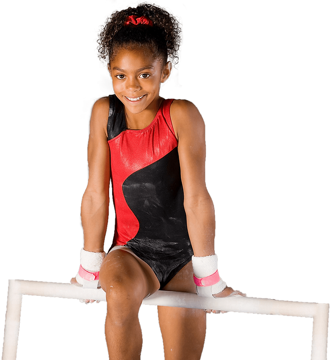 girls gymnastics, girl on gymnastics bar, girl in gymnastics leo, girl smiling, girls gymnastics exercise, girl
