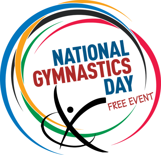 national gymnastics logo