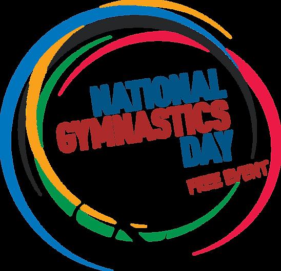 national gymnastics logo