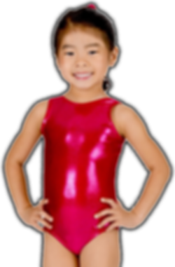 girl learning gymnastics at spotlight