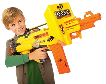 Nerf war party