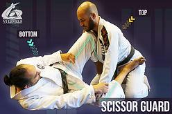 Scissor Guard - Holds - 6 Levels Orlando
