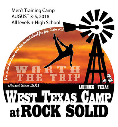 West Texas Camp at Solid image